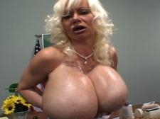 Busty Dildo Lovers 2: Melonie Charm