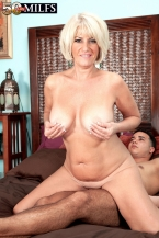 First-timer Want craves a creampie