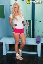 Samantha Ray's training day