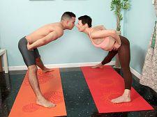 Very hot yoga