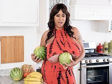 Roxi's Breast Fruit