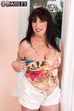 A new 70Plus HORNY HOUSEWIFE...Christina Starr!